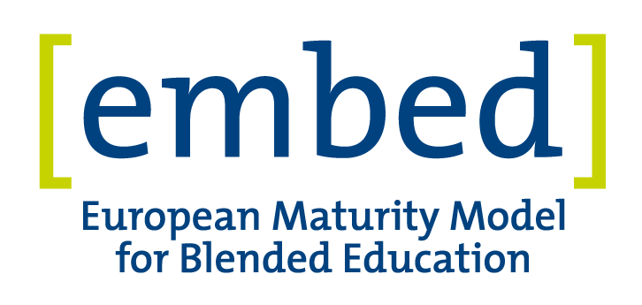 EMBED – European Maturity Model for Blended Education