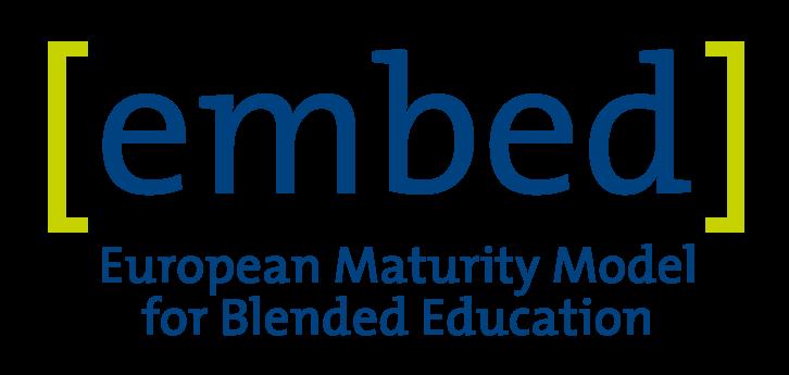 EMBED – European Maturity Model for Blended Education